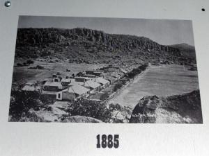 Fort Davis then.