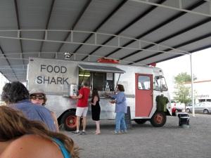 Mmmmm Food Shark!