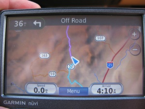 36 miles off road, nice!