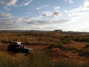 Another kickin' campsite at Canyonlands National Park - Needles district.