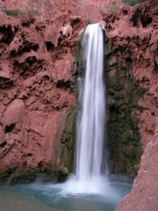 200 feet of Mooney falls.